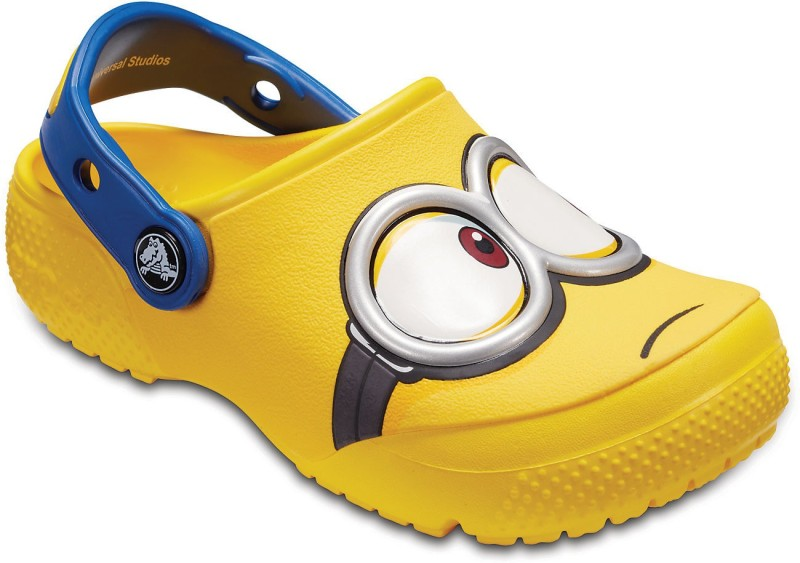 Crocs Boys Slip-on Clogs(Yellow)