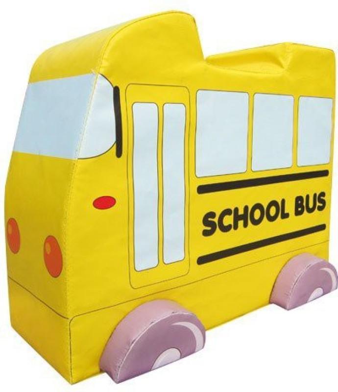 IDepotPlay I Depot Play School Bus €� Traveling Fun(Multicolor)