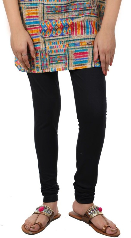 A.A Enterprise Footed  Legging(Black, Solid)