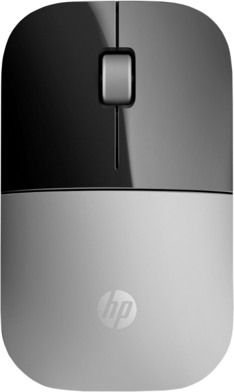HP Z3700 Wireless Optical Mouse(2.4GHz Wireless, Silver)