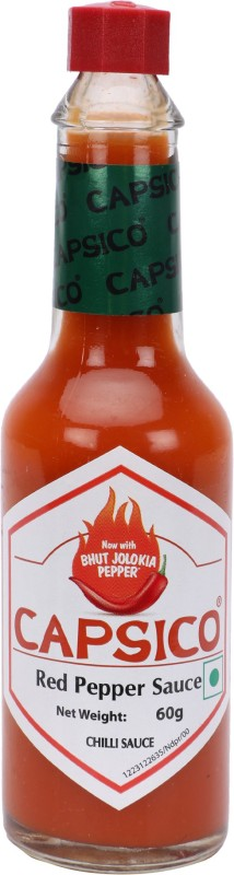 Capsico Red Pepper Sauce(60 g)