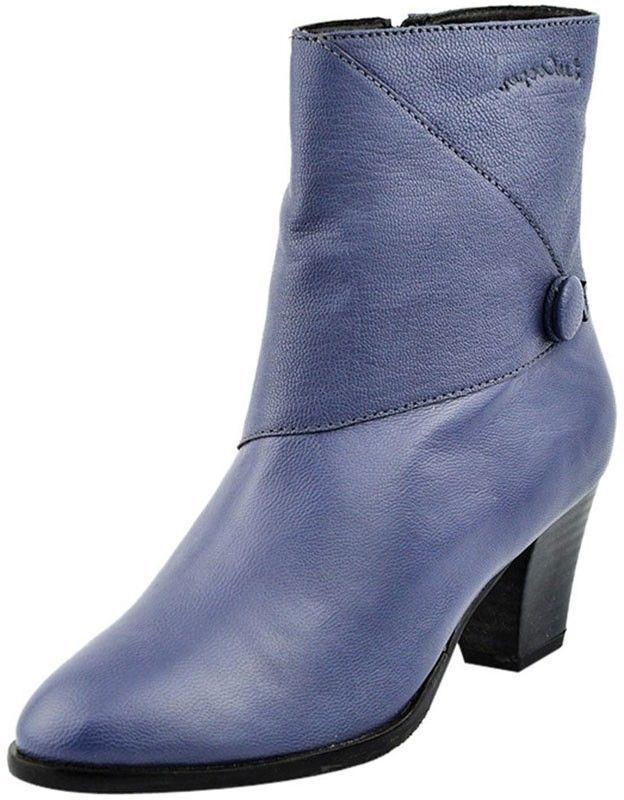 Lee Cooper Boots For Women(Blue)