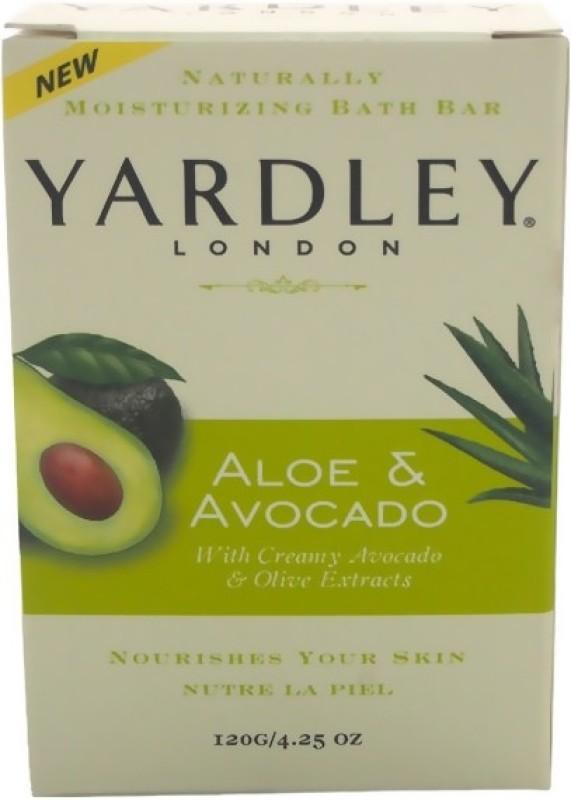Yardley London Aloe And Avocado(120 g)