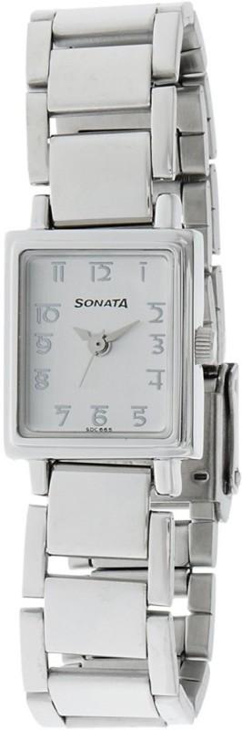 Sonata analog Women's Watch image