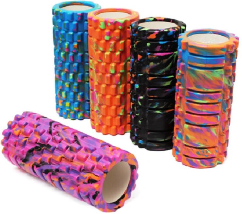 Arnav Grid Foam Roller(Length 33 cm)