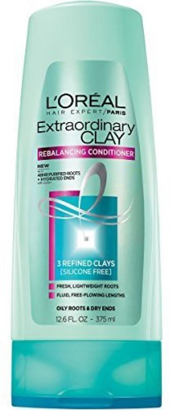 LOreal Paris LOrAl Hair Expert Extraordinary Clay Conditioner, 12.6 Fl. Oz.(270 ml)