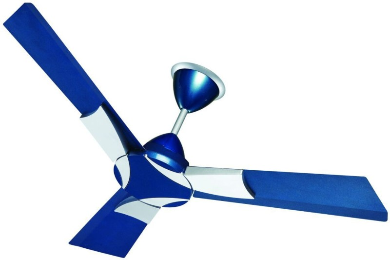 ramy Vendy 3 Blade Ceiling Fan(blue, white)