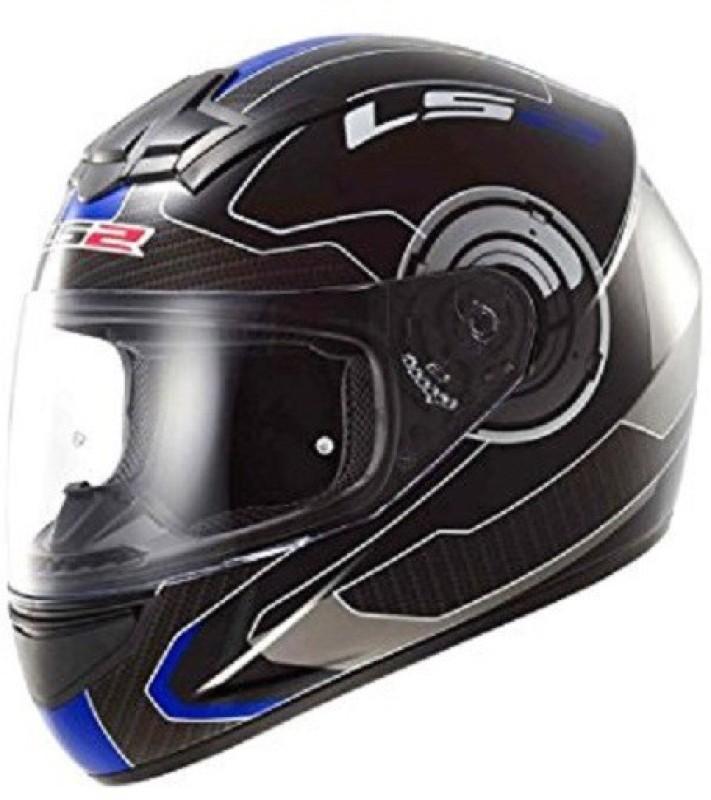 LS2 FF352 Motorsports, Motorbike Helmet(MATT BLACK)