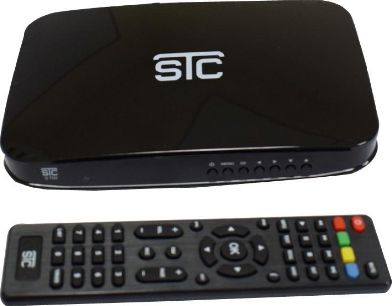 STC H-700 Satellite Receiver FTA Receiver DD Set Top Box Plug and Play Satellite Radio