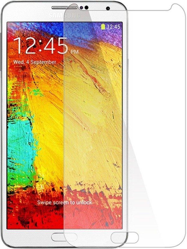 Mobile Crazy Tempered Glass Guard for Samsung Galaxy Note 3