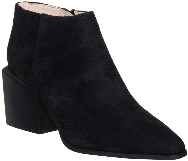 Clarks Boots For Women(Black)