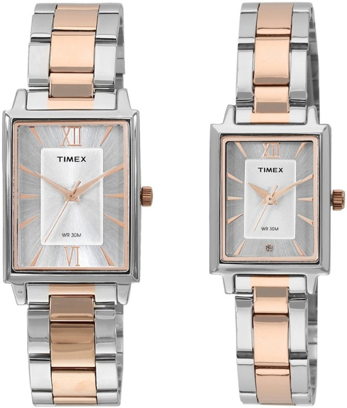 Timex TW00PR216 Analog Watch - For Men & Women