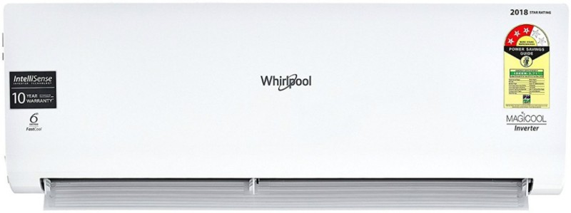 Whirlpool 2 Ton 3 Star BEE Rating 2018 Inverter AC - White(2.0T MAGICOOL Inverter 3S COPR-W-I, Copper Condenser)