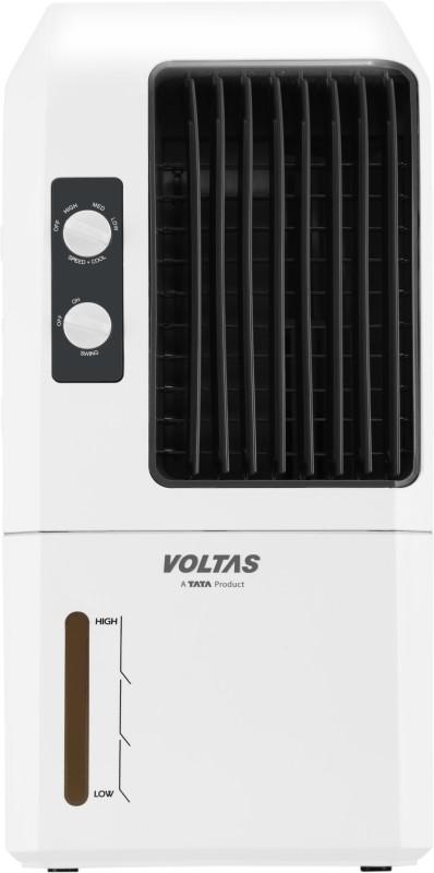 Voltas VJ P15MH Personal Air Cooler(White, 15 Litres)