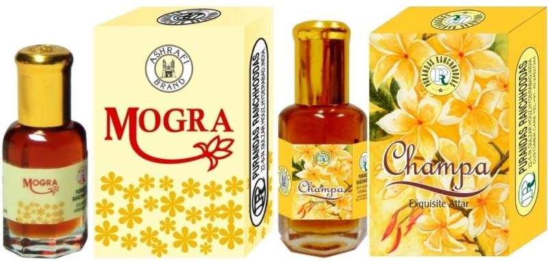 purandas-ranchhoddas-prs-mogra-champa-12ml-each-floral-attarfloral