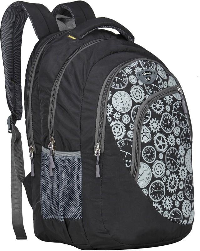 Sensor Opus 30 L Laptop Backpack(Black)
