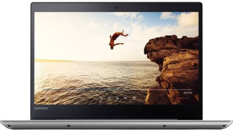 Lenovo Ideapad 320 Pentium Quad Core 7th Gen - (4 GB/1 TB HDD/Windows 10 Home/512 MB Graphics) 80XR0134IN Laptop(15.6 inch, Onyx Black) image