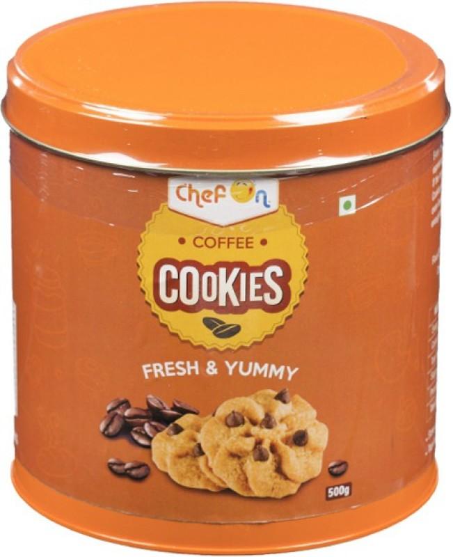 ChefOn Coffee Cookies 500 gm(500 g)