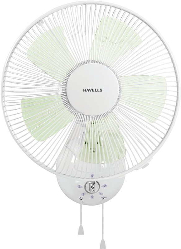 Havells DZIRE 300MM 3 Blade Wall Fan(WHITE)