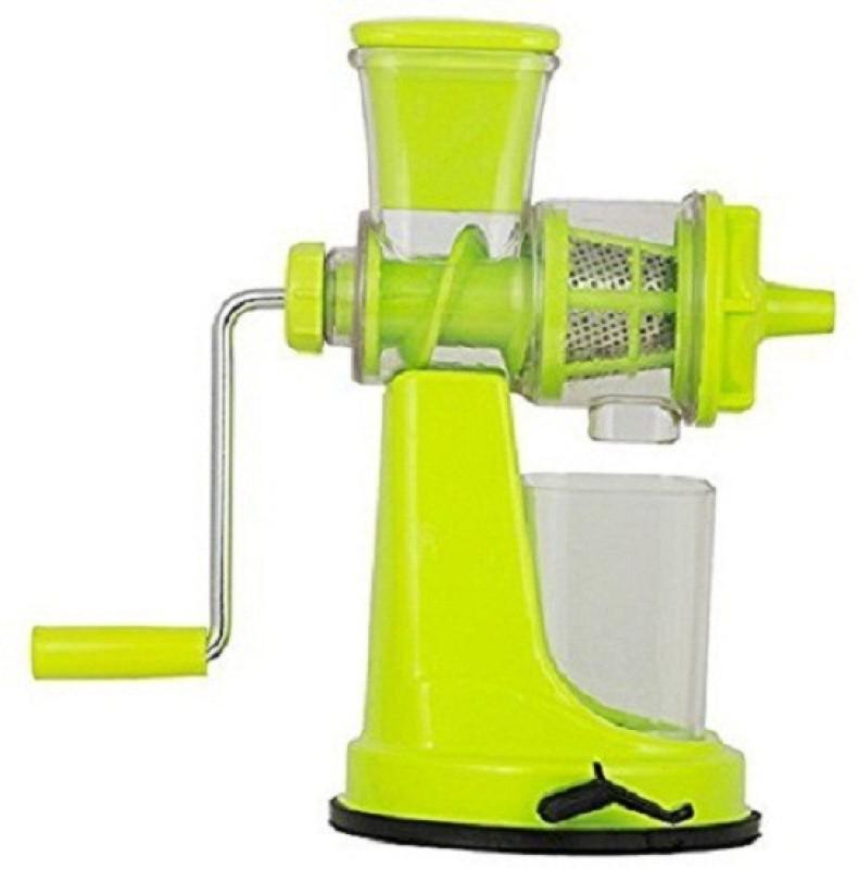 aragon Plastic Hand Juicer(Green, White Pack of 1)