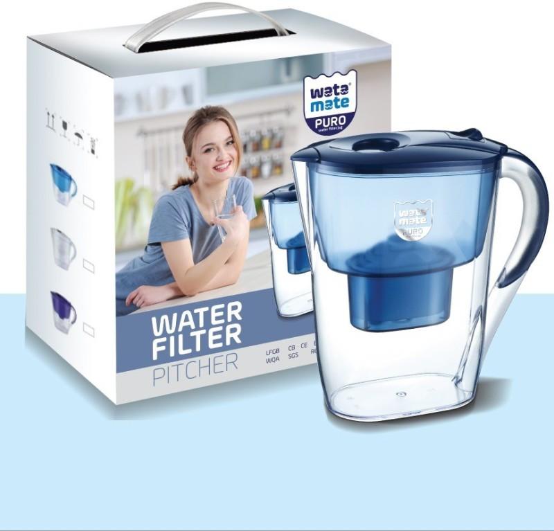 Watamate Puro Water Filter Jug Water Pitcher(2.6 L)