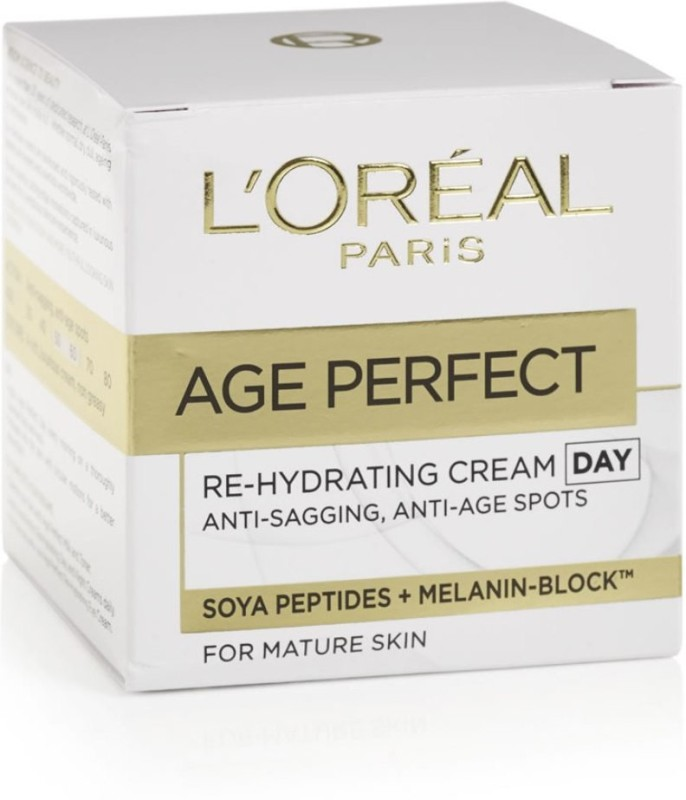 LOreal New Formula Age Perfect Re-Hydrating Cream(50 ml)