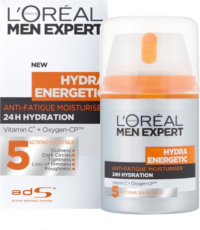 LOreal New Hydra Energetic Anti-Fatigue Moisturiser(50 ml)
