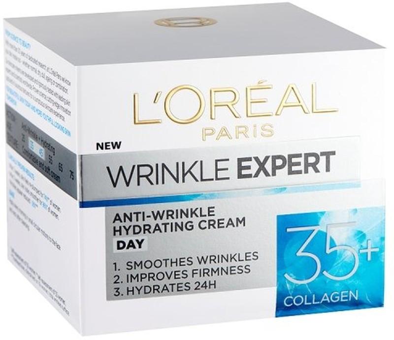 LOreal New Wrinkle Expert 35+ Collagen Anti-Wrinkle Hydrating Cream(50 ml)