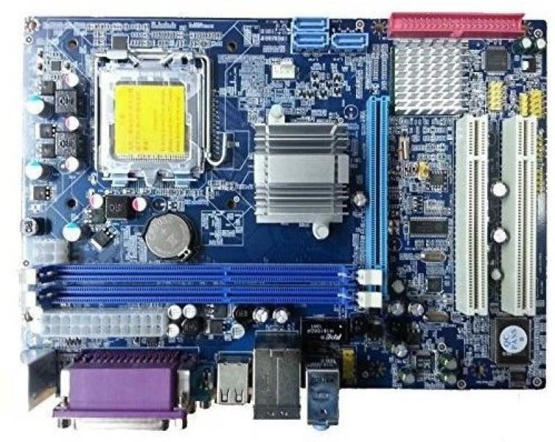 Zebronics G41-Xeon Motherboard