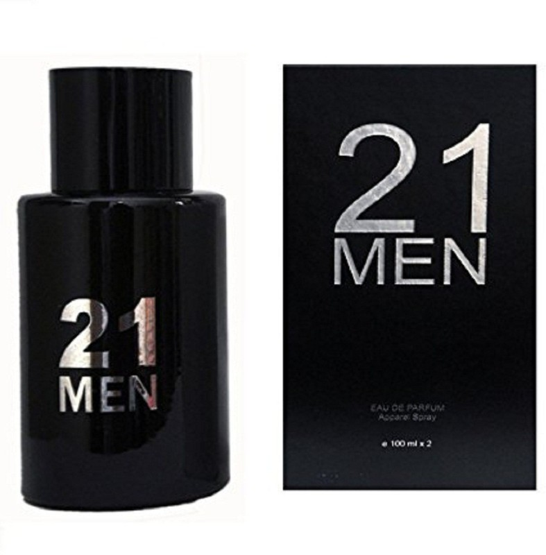 21 MEN 21 Eau de Parfum - 100 ml(For Men)