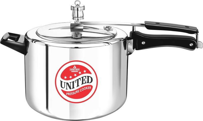 United United Regular Pressure Cooker 12 Ltr 12 L Pressure Cooker(Aluminium)