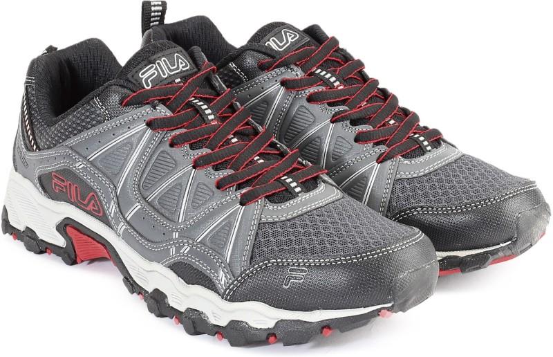 Fila AT PEAKE 17 Running Shoes For Men(Grey)