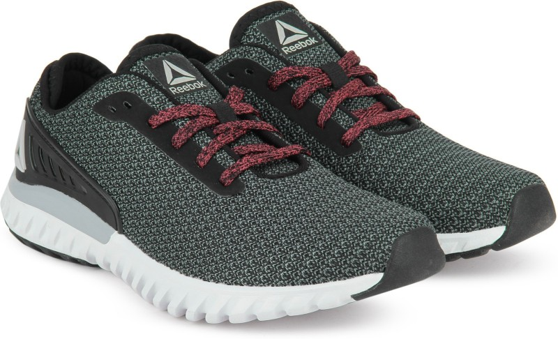 REEBOK WAVE RIDE Running Shoes For Women(Black, Grey)