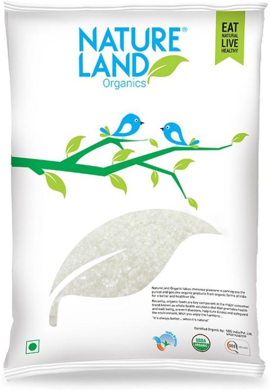 Natureland Organics White Sugar 1 Kg Sugar(1000 g)