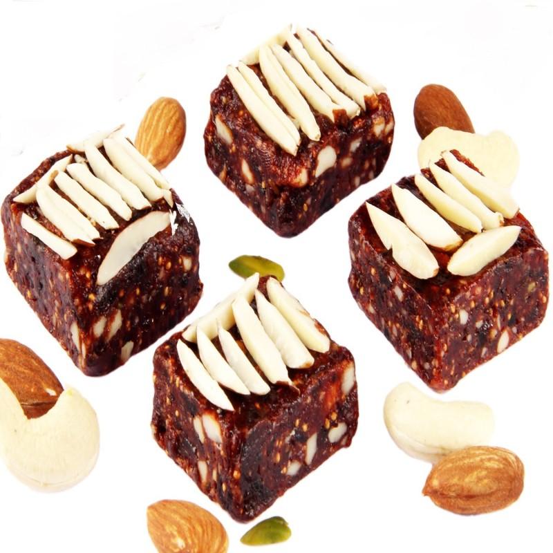 Ghasitaram Gifts Sugarfree Nut Khut(800 g, Box)