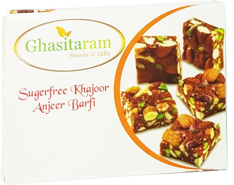 Ghasitaram Gifts Natural Sugarfree Mix(400 g, Box)