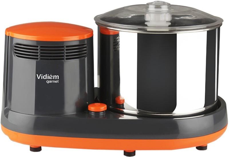 Vidiem WG ST 315 A Wet Grinder(Black, Orange)