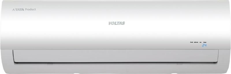 Voltas 1.5 Ton 3 Star BEE Rating 2018 Inverter AC - White(183VCZT, Copper Condenser)