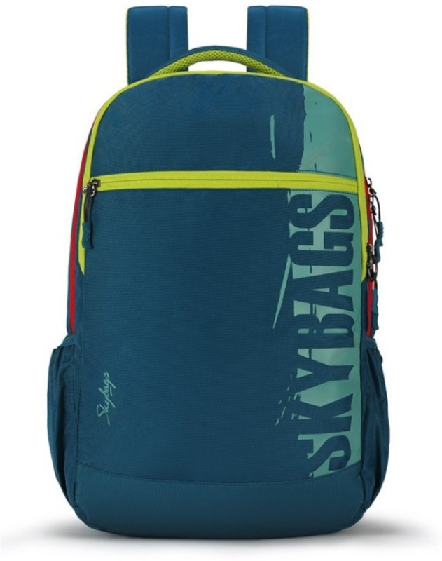 7e361ce16e Buy Skybags Komet 02 Turquoise 49 L Backpack(Green) Online