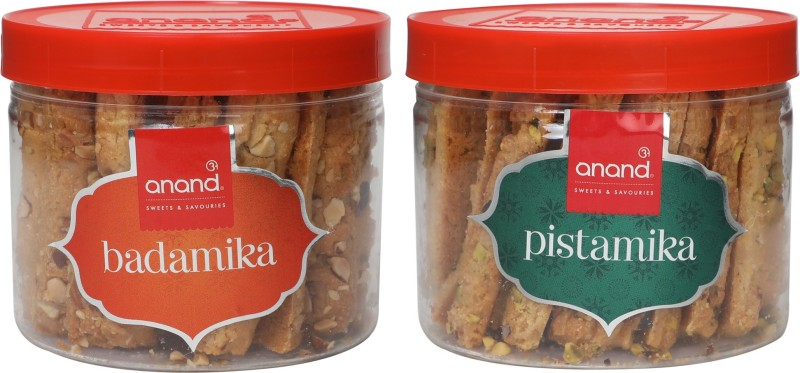 Anand Sweets Combo(450 g, Pack of 2)