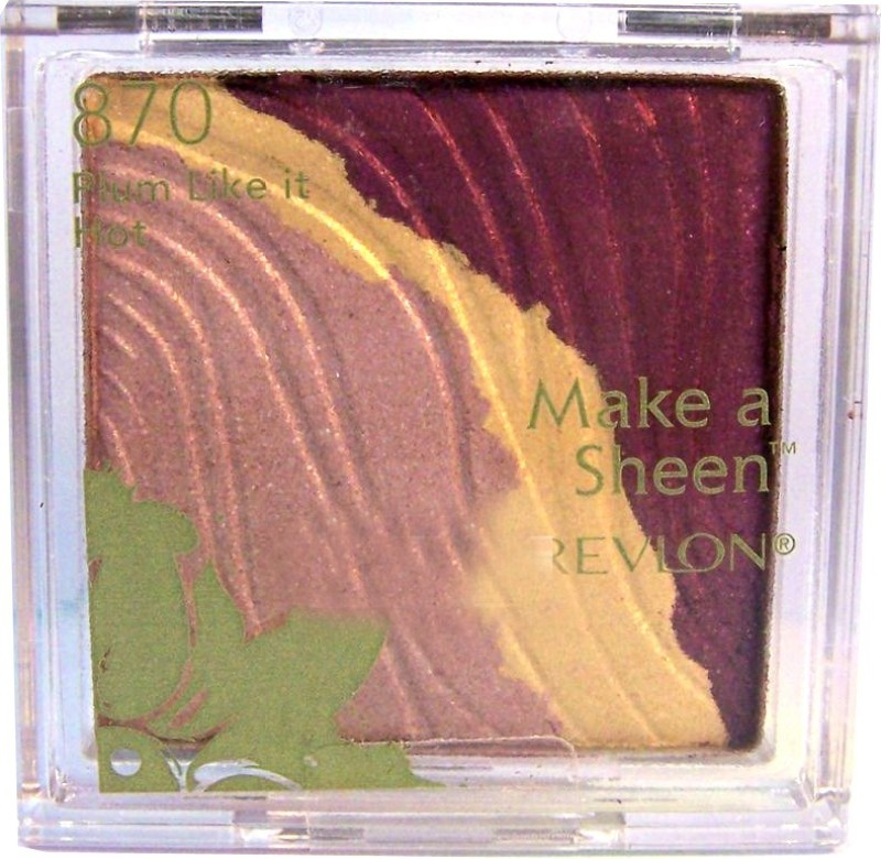 Revlon Make a Sheen 4.7 g(Plum Like It-870)