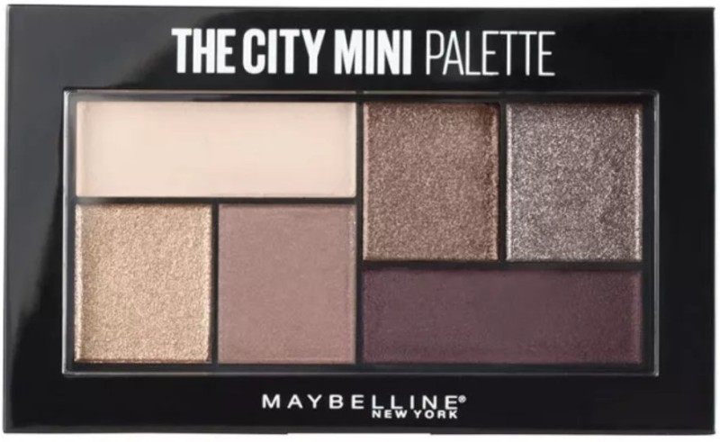 Maybelline The City Mini Palette 6.1 g(Chill Brunch Neutrals)