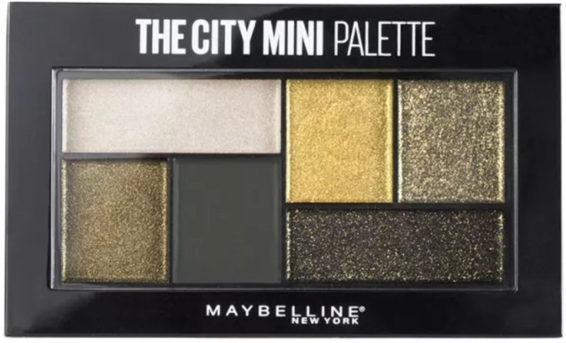 Maybelline The City Mini Palette 6.1 g(Urban Jungle)