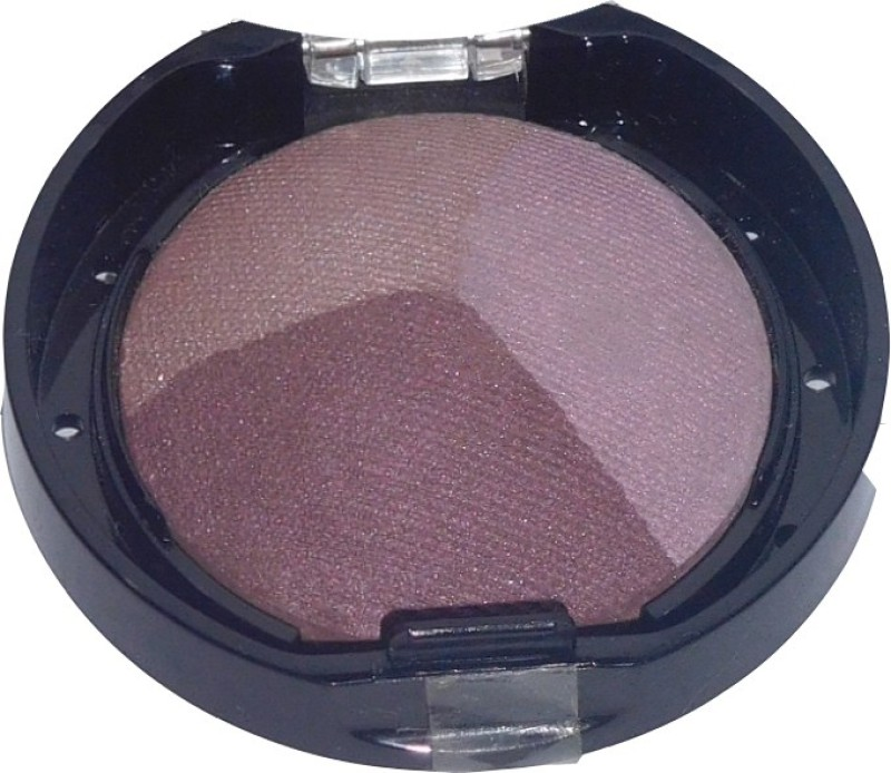 LOreal Color Appeal Trio Pro Eyeshadow 3.5 g(Addictive Plum-402)