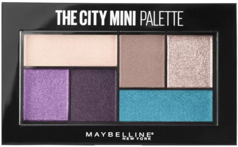 Maybelline The City Mini Palette 6.1 g(Graffiti Pop)