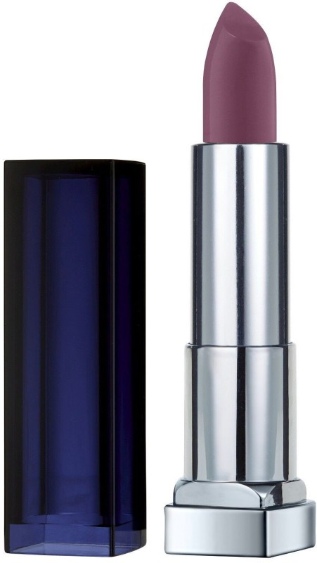 Maybelline Color Sensational Inti-matte Nude Lipstick(3.9 g, Blackest Berry)