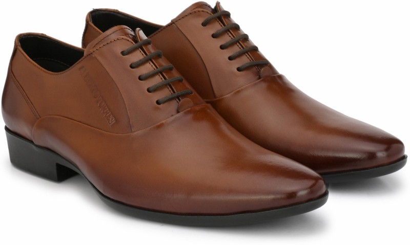 Alberto Torresi Oxford For Men(Tan)