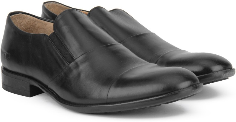 Woods Slip-on For Men(Black)