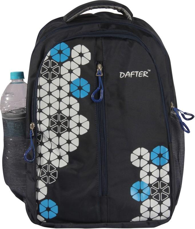 dafter Polyester 1.5 L Laptop Backpack(Blue)