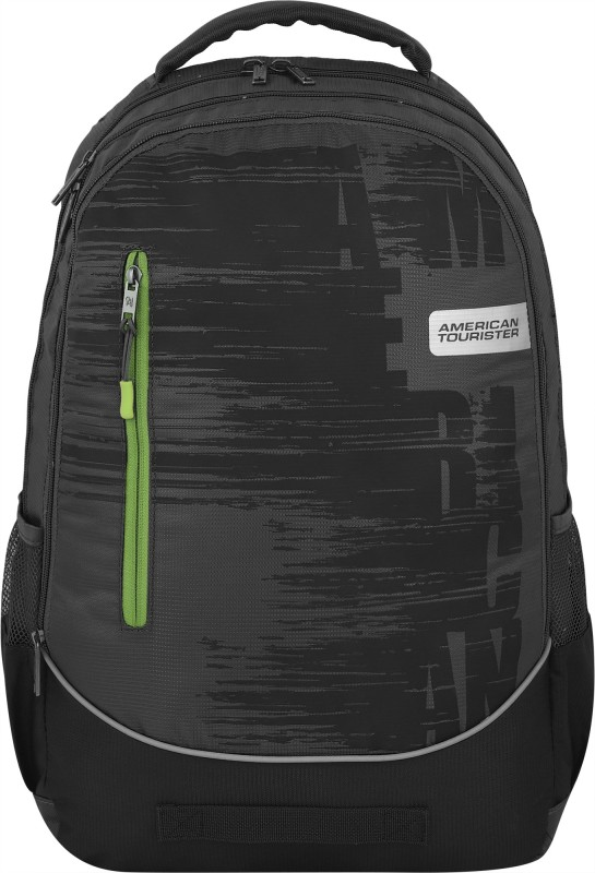 American Tourister Pop 03 34 L Backpack(Grey)